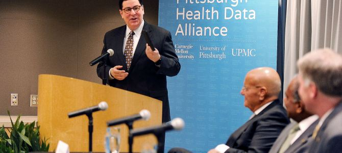 Curate Health and the Pittsburgh Health Data Alliance